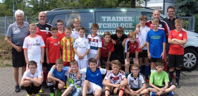 DFB-Mobil Teilnehmer